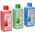 Apera Instruments pH Solution d'étalonnage 4.01/7.00/10.01 par 250 ml