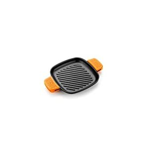 BRA Efficient Iron–poêle Grille Grille carrée 24cm