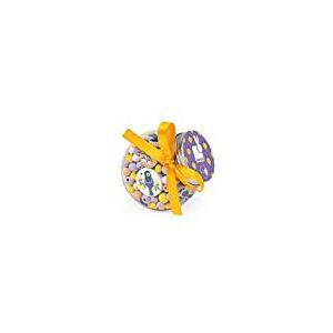 Janod - Birdy - Coffret 220 Perles en Bois Enfants, 12 Charms Inclus - Mésanges, J06668