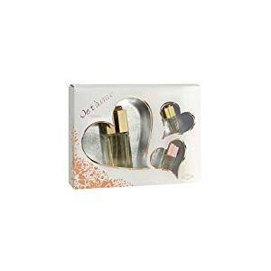 JE T'AIME Elixir • Coffret Eau de Parfum 100 ml+ 2 Miniatures • Vaporisateur • Parfum Femme • Cadeau • EVAFLORPARIS