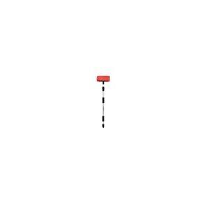 Nigrin 20513 Brosse de Lavage télescopique en Aluminium pour Voiture et Camion, Tracteur, 105-180 cm