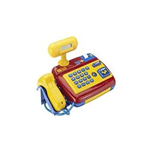 Klein - 9330 - Jeu d'imitation - Caisse enregistreuse électronique avec scanner