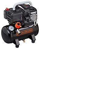 Black&Decker NKBB304BND308 Compresseur portatif, 1100 W, 230 V, Noir