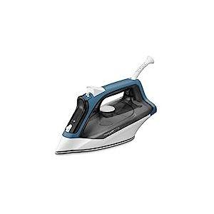 Rowenta Effective Fer à Repasser Vapeur 2200W Coup de Vapeur 110gr/min Fonction Autosteam Bleu