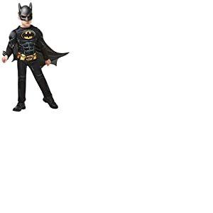 Rubie's - Déguisement Officiel - Batman, enfant, I-300002S, Taille S 3 à 4 ans