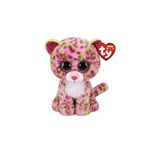 Beanie Boo's - Peluche Layney le léopard 15 cm
