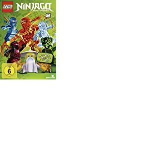 Lego Ninjago Staffel 2 [Import anglais]