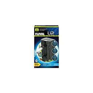 Fluval Filtre Intérieur U2 Débit Max 400 L/H pour Aquarium