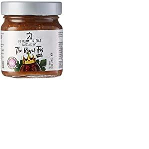 To Filema Tis Lelas Confiture de Figues sans Sucre Ajouté Lot de 2 X 240 g: