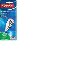 Bic Tipp-Ex ® rubans correcteurs eCOlutions (r) pure mini, 6 m x 5 mm - 1 pièce