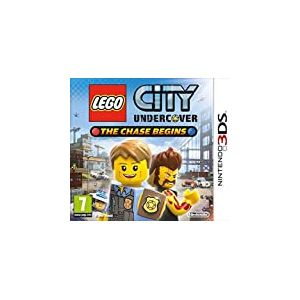 Lego City Undercover: The Chase Begins - Selects pour Nintendo 3DS [Import UK]