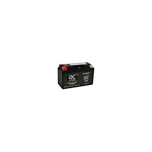 BC Lithium Batteries BCT9B-FP Batterie au Lithium pour Moto LiFePO4 HJT9B-FP-S / YT7B-BS / YT9B-BS