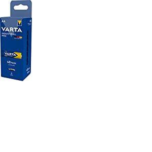 Varta 4006 Boite de 40 piles Varta Industrial Batterie AA