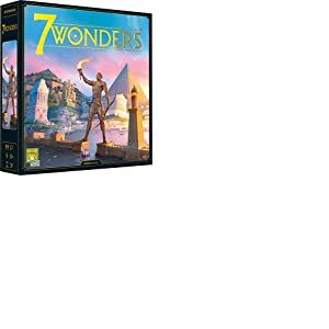 7 Wonders Version 2020 - Asmodee - Jeu de société - Jeu de stratégie