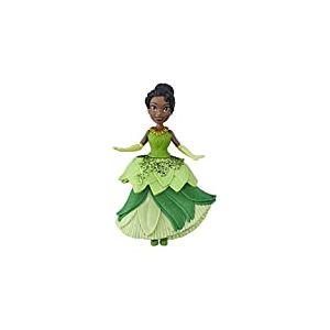 Disney Princesses – Poupee Princesse Disney Mini Poupee Royal Clips Tiana - 8 cm