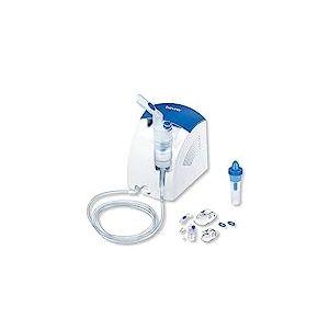 Beurer IH 26 Inhalateur à air comprimé et douche nasale: pour le traitement des maladies respiratoires telles que le rhume et la bronchite