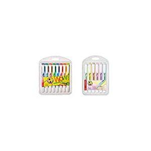 STABILO- Surligneur Swing CoolPastel Edition- Pochette de 6 surligneurs - Coloris assortis & Surligneur - STABILO swing cool - Pochette de 8 surligneurs - Coloris assortis