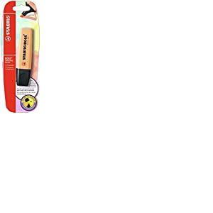 Surligneur - STABILO BOSS ORIGINAL Pastel - blister x 1 surligneur - sorbet abricot