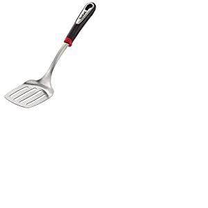 Tefal K1180314 Ingenio Inox Spatule à Angle Acier Inoxydable 39,45 x 9,2 x 5,2 cm