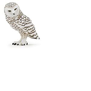 Papo - 50167 - Figurine - Animaux  - Harfang des Neiges