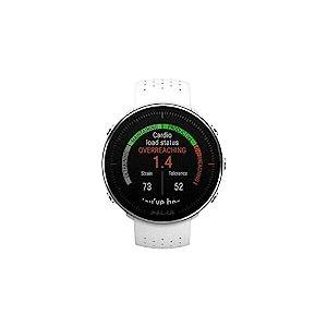 Polar Vantage M Cardiofréquencemètre Mixte Adulte, Blanc, S/M