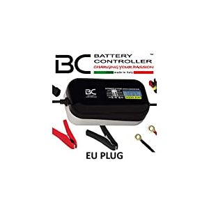 BC Battery Controller 700BC9000EM Chargeur Mainteneur pour Batteries 12 Volts et Testeur de Batterie et Alternateur