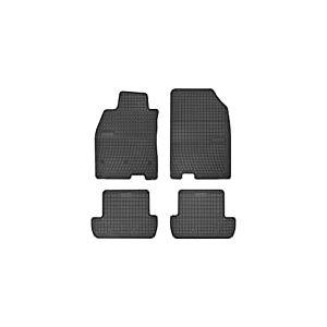 DBS Tapis de Voiture - sur Mesure pour Megane 3 (2008-2016) - 4 pièces - Tapis de Sol antidérapant pour Automobile - Souple - 100% Caoutchouc