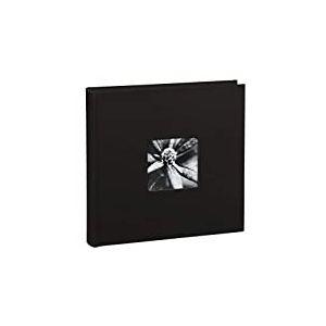 """Hama - 2563 - Album photo Jumbo """"Fine Art"""", 30 x 30 cm, 100 pages noires, noir"""