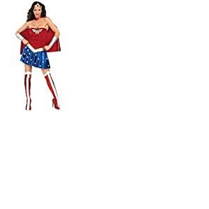 Rubie's-déguisement officiel - Wonder Woman - Déguisement  Costume Adulte - Taille M- I-888439M