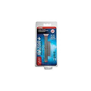 Fluval Razor+ 2en1 Algue Magnet Nettoyeur d'Algue pour Aquariophilie Taille S