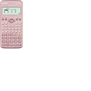 Casio Fx-83GTX Calculatrice scientifique Rose
