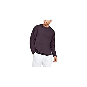 Under Armour Move Light Crew Haut Homme Violet FR : S (Taille Fabricant : SM)