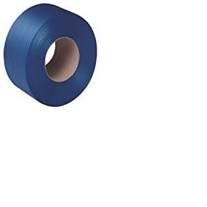 Swiftpak Tenso 7x 0,63mm x 5000m Bleu PP cerclage (200/190) (lot de 1)