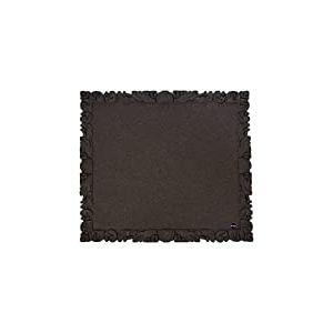Bi-Office Rococork Tableau d'affichage en liège 45 x 40 cm Noir