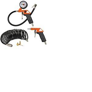 Black&Decker 9045854BND Accessoires pour compresseur, Noir