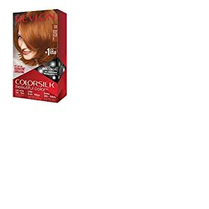 COLORSILK Coloration Cheveux N° 53 Light Auburn