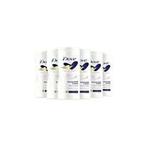 Dove Lait pour Le Corps Hydratant, Nutrition Essentielle (Lot de 6x250 ml)