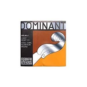 Thomastik Corde 4/4 Violon Dominant - corde Mi noyau acier, Alu filé, fort, boule