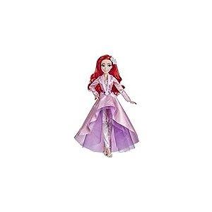 Disney Princesses - Poupee Princesse Disney Série Style Ariel - 30 cm