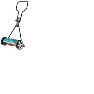 Gardena Tondeuse hélicoïdale 400 Classic Tondeuse à Main, Largeur de Travail DE 40 cm pour pelouse jusqu'à 200 m², Cylindre de Coupe en Acier de qualité, Coupe sans Friction (4018-20)