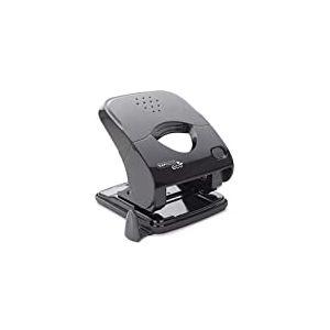Rapesco X5-30ps Perforatrice 2 Trous 30 Feuilles - Effort Minimal - Noir
