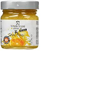 To Filema Tis Lelas Confiture d' Orange sans Sucre Ajouté Lot de 2 X 240 g