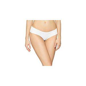 Sloggi Zero Modal Hipster, Shorties Femme, Ecru (Silk White Gz), 38 (Taille Fabricant: S 36/38)