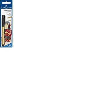 Faber Castell 167397 Feutre Pen Pitt Artist A250 Blister Or