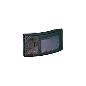 Legrand LEG94245 Bouton-poussoir d'appel pour intérieur 230 V avec porte-étiquette/voyant