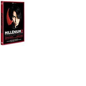 Millenium 2 - La Fille Qui Revait D'Un Bidon D'Essence Et D'Une Allumette [Import belge]