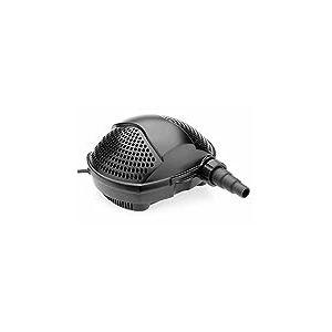 PONTEC Pompe de Filtration pour Bassin Pondomax Eco 8000 Noir 50857