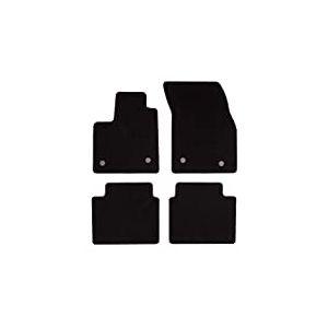 Tapis de Sol pour Ford Focus IV - 4 pièces - Noir