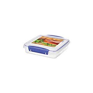 Sistema Boîte à sandwich Bleu 450 ml