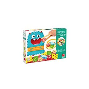 Goula- Hungry Monster, 53172, Multi